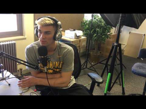 BI Sportscast No. 1: Bryce Meredith