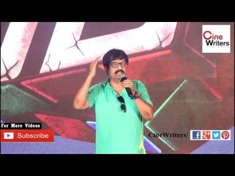 Actor #Vivek speech at #Rum Movie Audio Launch