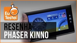 Phaser Kinno PC-719 Tablet - Vídeo Resenha EuTestei Brasil