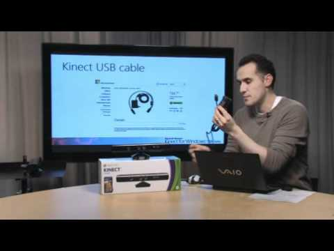 Installing and Using the Kinect Sensor (Kinect Windows SDK)