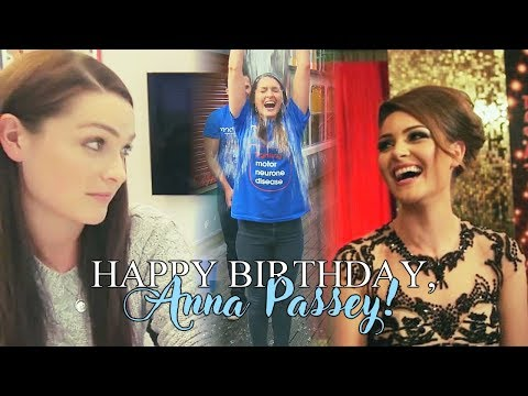 HAPPY BIRTHDAY ANNA PASSEY!