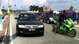 Konvoi Kembara PDRM 2012