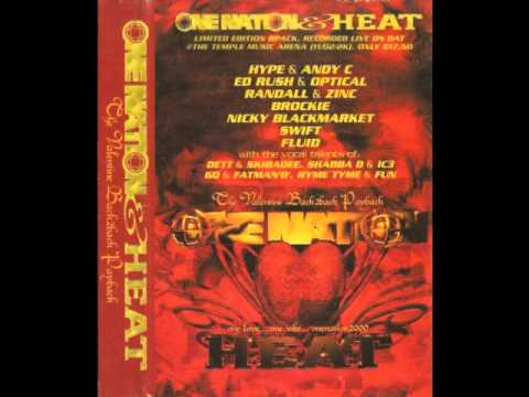one nation 2000, hype b2b andy c. (2 of 3)