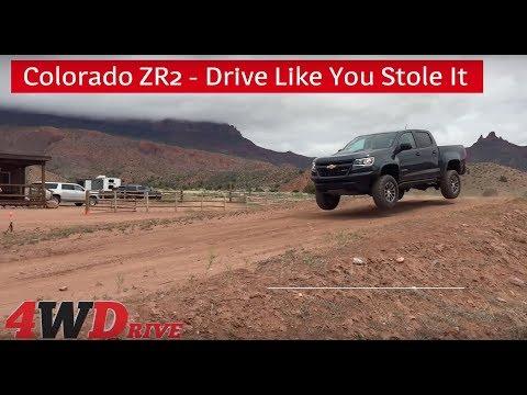 Colorado ZR2 - Drive Like You Stole It