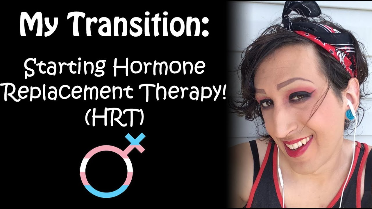transgender r d for hrt
