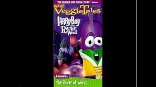VeggieTales Larry-Boy and the Rumor Weed 1999
