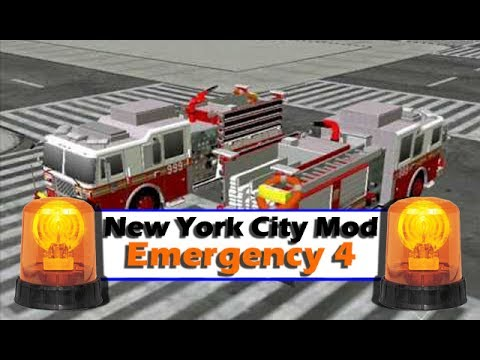 New york mods emergency 4