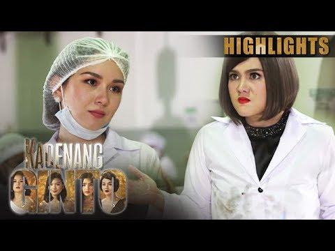 Romina, ipinatikim ang lansa ng isda kay Daniela | Kadenang Ginto (With Eng Subs)