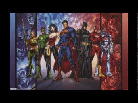 Thoughts & Ideas For A Justice League Movie