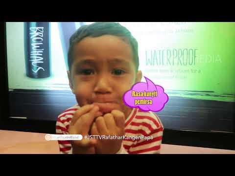JANJI SUCI - Pintar! Rafathar Beliin Obat Untuk Mama (29/4/18) Part 4