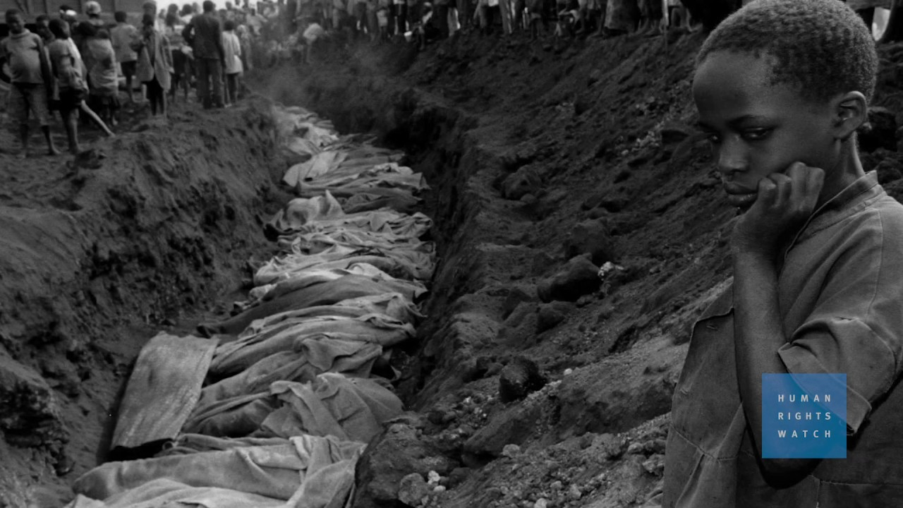 Rwanda: 25 Years After the Genocide - YouTube