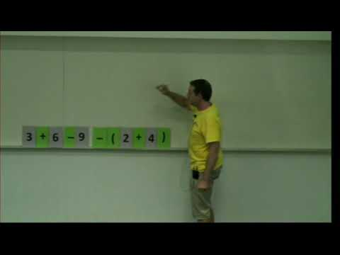 SEMINAR: Rearranging calculations (2015)