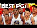 What If ALL THE BEST POINT GUARDS Played In One Team!? (82-0 Challenge)