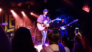 """Ed Sheeran - Shape of You Cover by Leroy """"Sanchez"""" (Live in Austin 2017)"""
