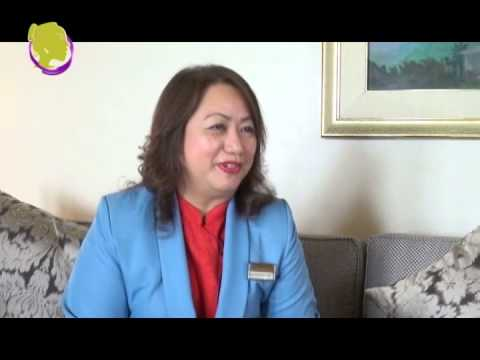 Woman in Myanmar Society - Interview with Ms.May Myat Mon Win - ...