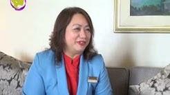 Woman in Myanmar Society - Interview with Ms.May Myat Mon Win - Chatrium Hotel Royal Lake Yangon
