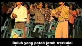"""YouTube: Lagu Rohani """"DENDANG MELAYU HALELUYA"""" - Hotben Siahaan"""