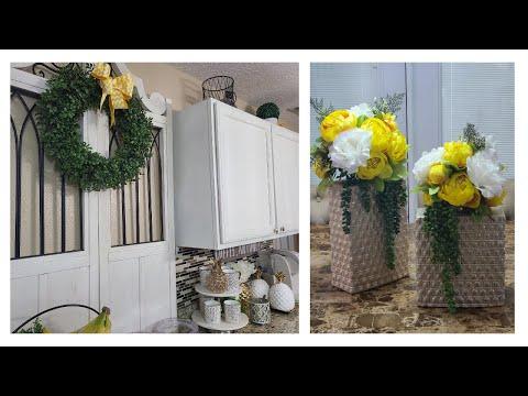 summer-kitchen-&-kitchen-nook-home-tour-2020-part-2-#summerhometour-#kitchentour-#hometour