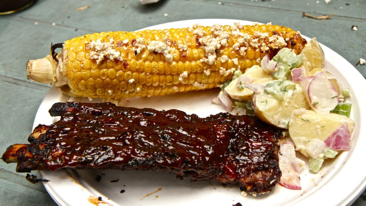 Grilled corn recipe how to make mexican elote style corn youtube ccuart Choice Image