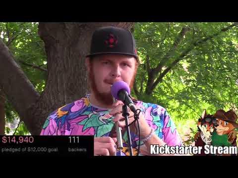 Foxes & Peppers Kickstarter Stream Highlights: Musical Performances Mp3