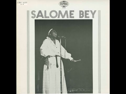 Salome Bey - Song From Blue S.A.  (1970)