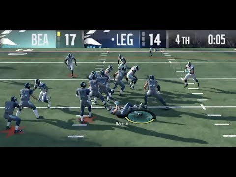 Madden 18 Top 10 Plays of the Week Episode 22 - Once in a LIFETIME Fake Spike