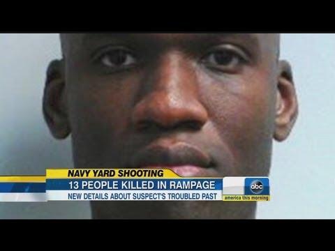 13 People Killed in Washington DC Shooting Rampage