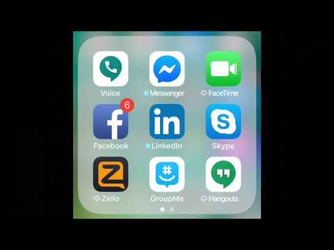 GroupMe App Use