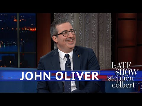 John Oliver Anticipates A Brexit 'No Deal'