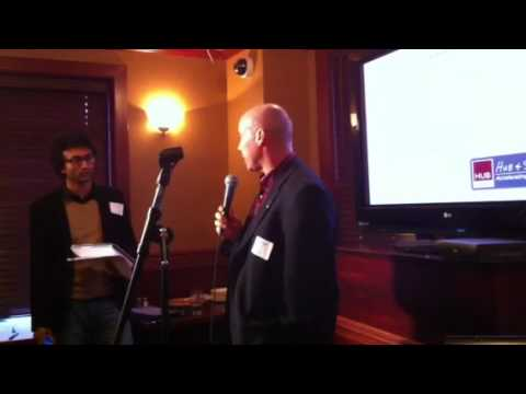 George Brown on impact investing at Hub and Spoke