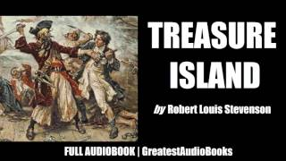 TREASURE ISLAND by Robert Louis Stevenson - FULL AudioBook | GreatestAudioBooks V4