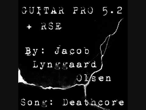 Guitar Pro 5.2 + RSE - Deathcore | Metal song made in GP5 | Containing breakdowns and foreheads |