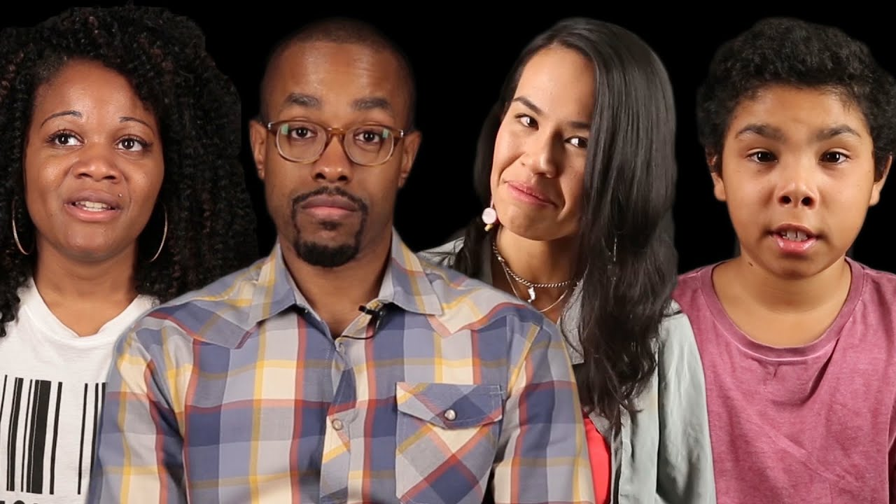 "Download People Of Colour From Around The World Respond To ""White"""