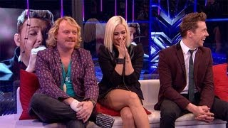 Keith Lemon is on the loose - The Xtra Factor - The X Factor UK 2012