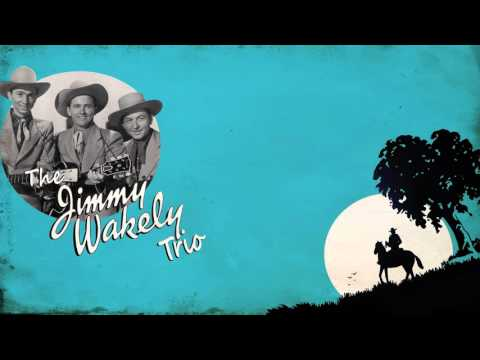 The Jimmy Wakely Trio - Old Western Wind