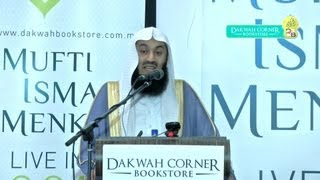 The Beauty of Islam - Mufti Menk
