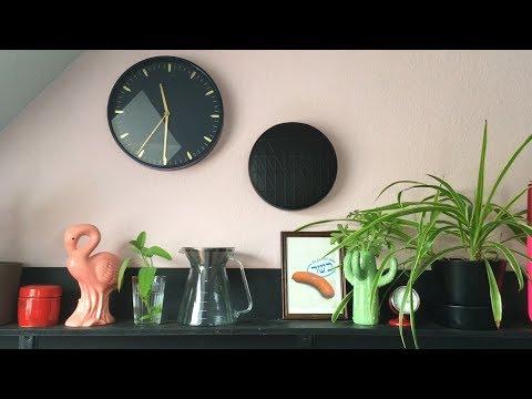 Besuch daheim: Minimalistische Einrichtung mit Charakter