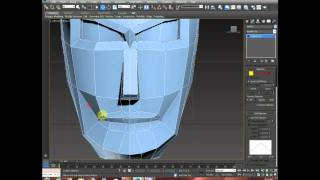 How To Video - 3D Character Modeling 3ds Max Navigating Beginner Level Batman