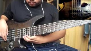 Get down on it (Kool and the Gang) - Instrumental Bass Cover