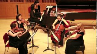 INHABIT Concert: At the Still Point for Piano Quintet