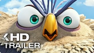 The Angry Birds Movie Official Trailer 2016 Youtube
