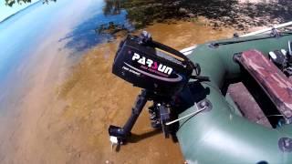 видео Моторы parsun
