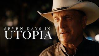 """ROBERT DUVALL, LUCAS BLACK """"SEVEN DAYS IN UTOPIA"""" - FREE FULL CHRISTIAN MOVIE"""