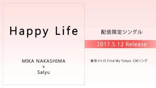 2017.5.12リリース 配信限定シングル「Happy Life」 iTunes:http://qq2...