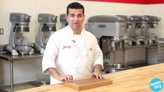 Buddy Valastro Talks Bread Cutting Board