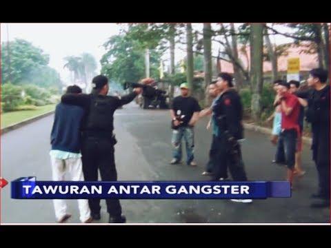 Polisi Tangkap 5 Pelaku Tawuran Antar 2 Gengster Di Kembangan - INews Sore 13/01