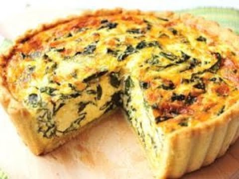 Spinach Feta Quiche Recipe Jamie Oliver