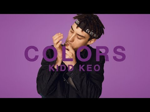 KIDD KEO - Foreign | A COLORS SHOW Trap Promo latino