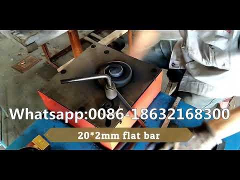 DH-SW.A Manual Metal Craft Scroll Bender Tool