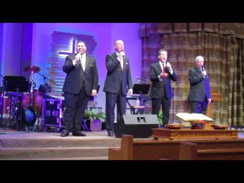 """""""He May Be On The Next Cloud"""" by ~KINGSMEN QUARTET~ 1/6/18"""